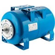 Расширительный бак STOUT гидроаккумулятор горизонтальный (цвет синий)