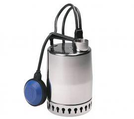 Поплaвковый дренажный насос GRUNDFOS UNILIFT KP 250 A1 для перекачки чистых и грязных жидкостей.