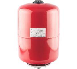 Расширительный бак STOUT на отопление 18 л. (цвет красный)STH-0004-000018