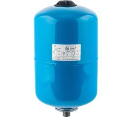 Расширительный бак STOUT, гидроаккумулятор 12 л. вертикальный (цвет синий)