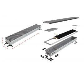 Внутрипольный конвектор без вентилятора ASKON
