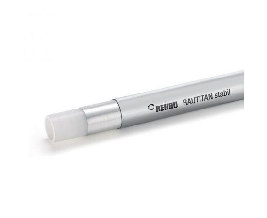 Труба REHAU Rautitan Stabil 16,2х2,6 мм (бухта 100 м)
