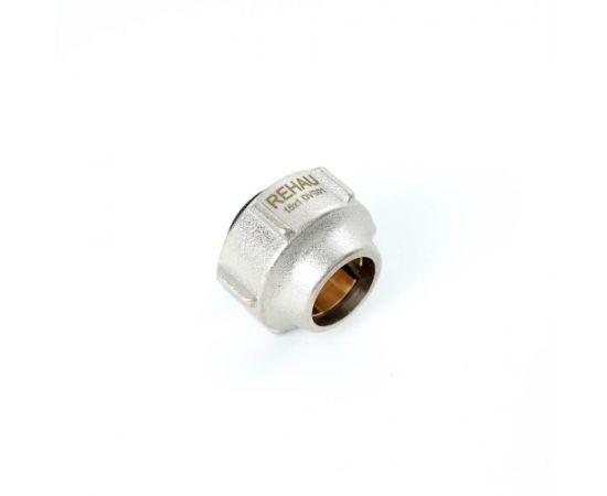 Резьбозажимное соединение для металл. трубок, (медн.сплав) Rehau G 3/4 -15