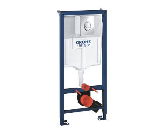 Системы инсталляции GROHE Rapid SL 3 в 1 в сборе для подвесного унитаза(38721001)