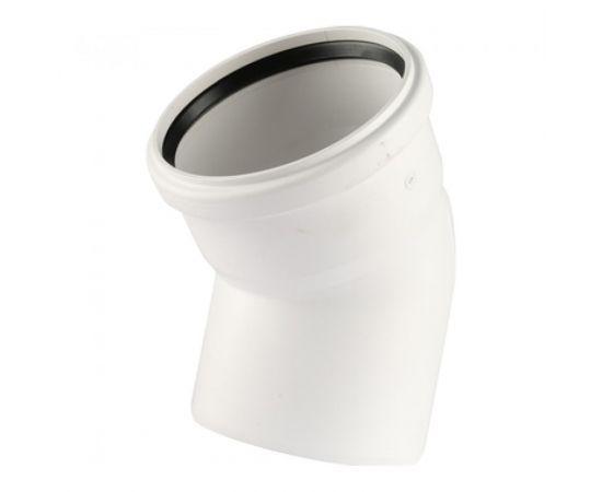 """Отвод для систем внутренней канализации 110/45"""", фото"""